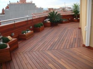 Pergolas de madera en hospitalet de llobregat - Barandillas para terrazas exteriores ...